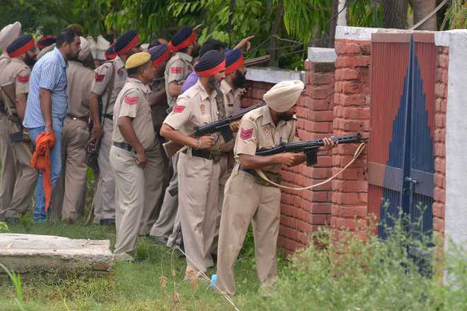 Terror attack in Gurdaspur; SP among seven killed