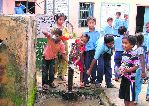 Schoolkids forced to drink unsafe water in Mansa dist