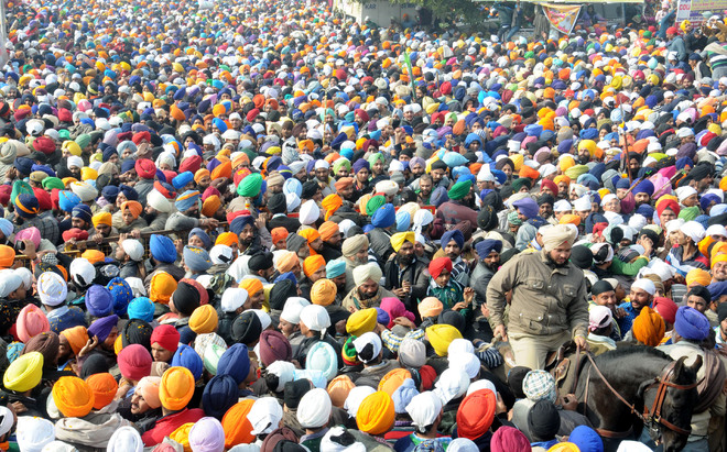 Migration may have led to decline in Sikh count