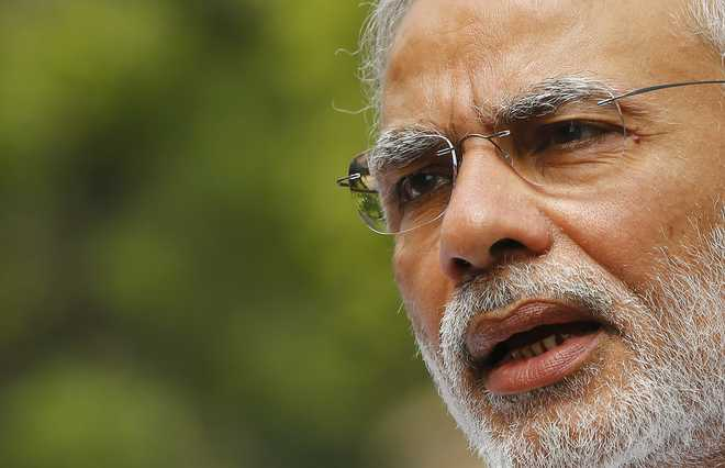 Indians in UK plan grand reception for PM Modi