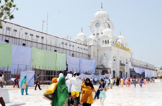 Golden Temple main entry to get same look as plaza