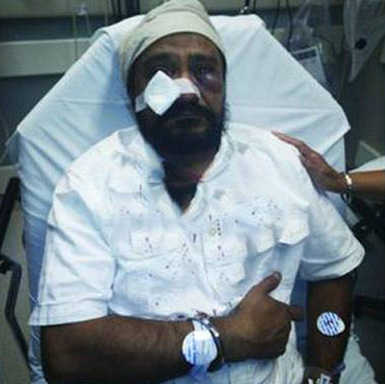 Widespread condemnation for hate crime against US Sikh
