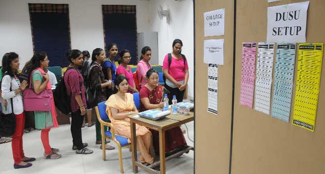 JNU polls: Students vote amid anti-incumbency wave