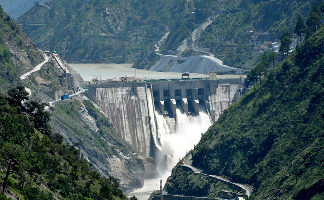 J&K to get additional power from Baglihar-II project