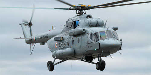 Only Indian firms to upgrade Mi-17s