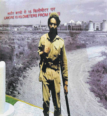 Punjab role in '65 war underplayed