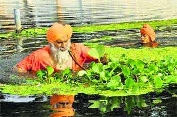 1,600 villages along Ganga to be developed on Seechewal model