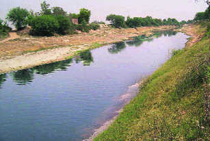 Villages rise in protest against dam on Ghaggar