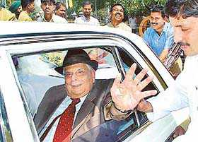 Former Punjab Governor JFR Jacob dead