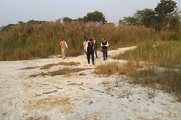 Nine districts hit by soil salinity, waterlogging