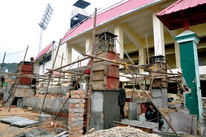 HPCA stadium to have 2,200 additional seats
