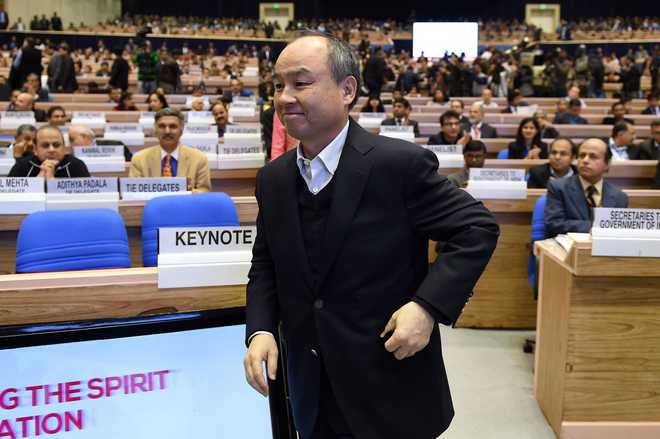 SoftBank looks to raise India investment to $10 bn: CEO