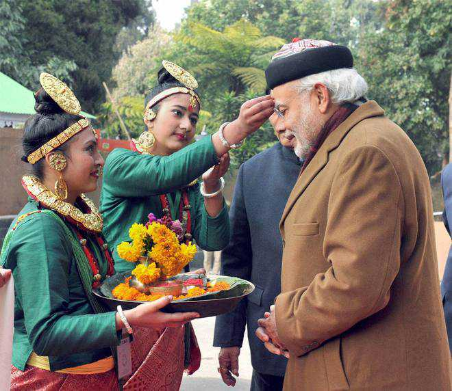 Emulate Sikkim model: PM to states