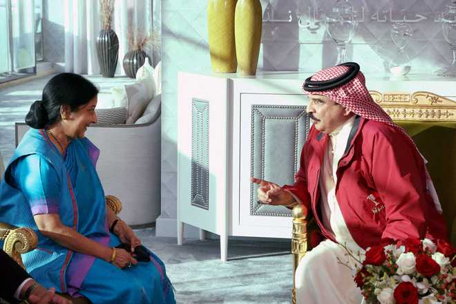 India, Arab world call for new strategy to combat terror