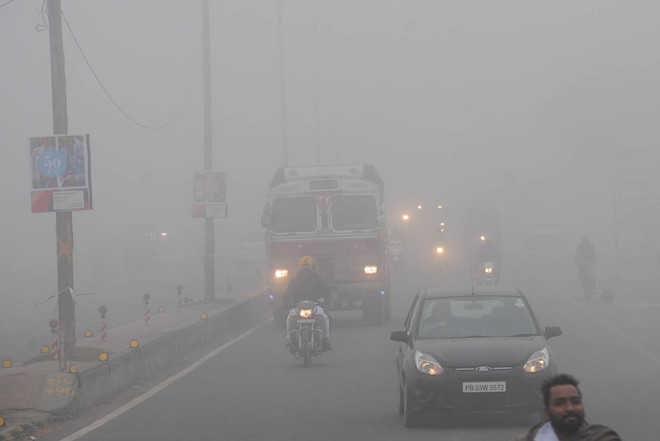 No step taken to check fog-linked accidents