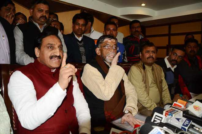 Centre has sanctioned 20 textile parks in one year: Gangwar