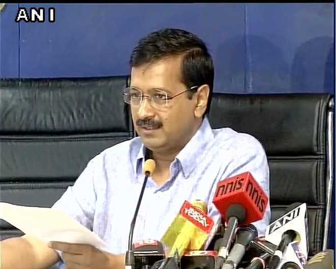 After Rahul Gandhi, Kejriwal lauds Modi for surgical strikes