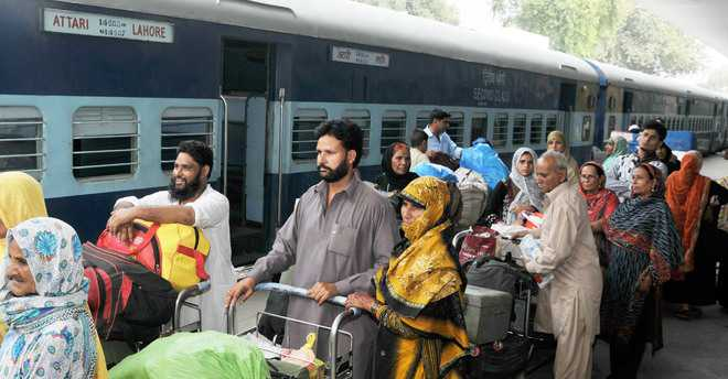 Aboard Samjhauta, they root for peace