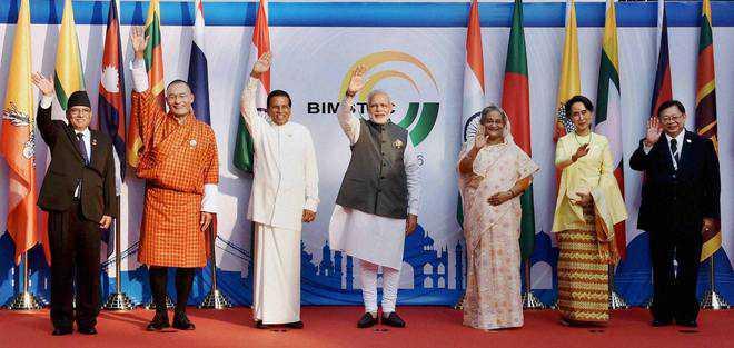 BRICS-BIMSTEC summit first step to isolate Pak