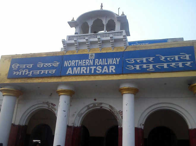Amritsar rly station first in Punjab to get Wi-Fi enabled