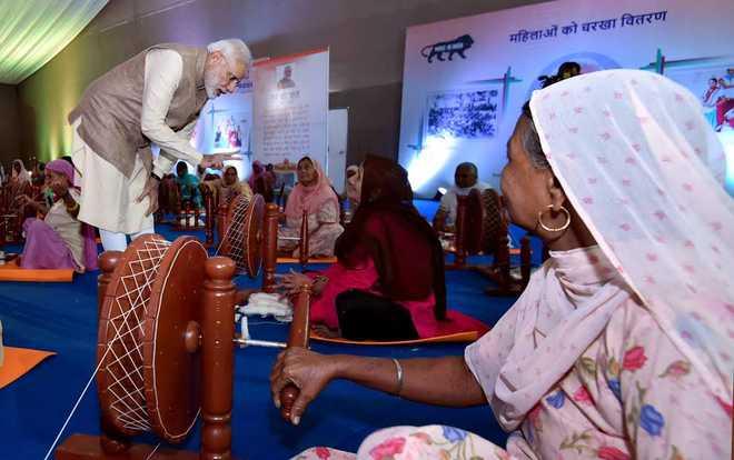 PM launches national SC/ST hub, ZED scheme  in Ludhiana