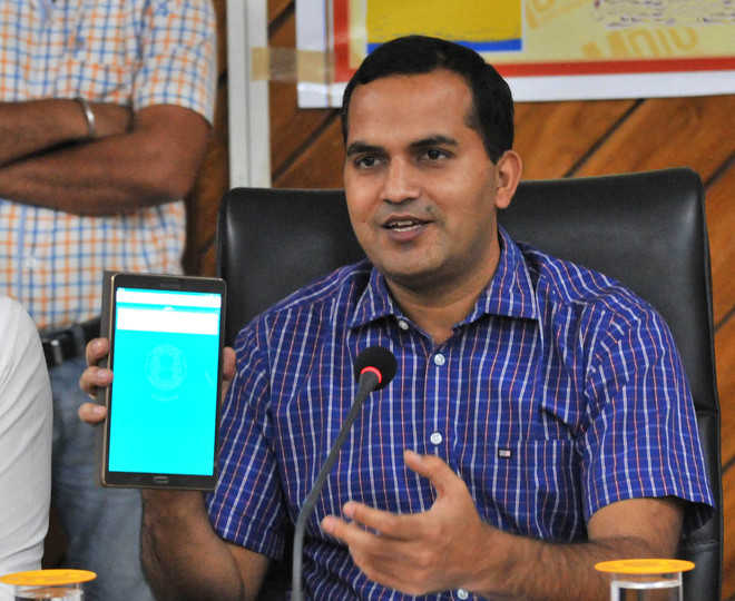 Police come up with mobile app to check violence during polls