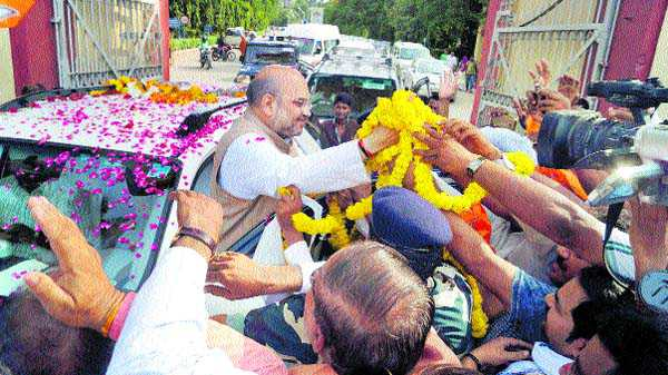 BJP plans to overwhelm UP