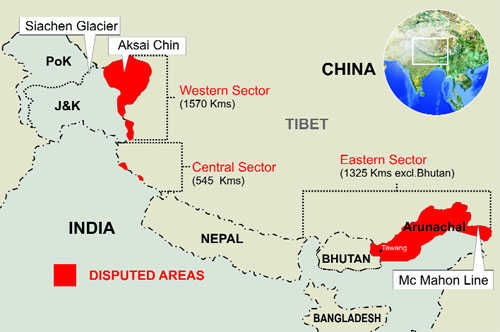 Keep out of Arunachal border dispute, China warns US
