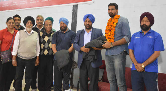 Muktsar basketball player Palpreet drafted into NBA league