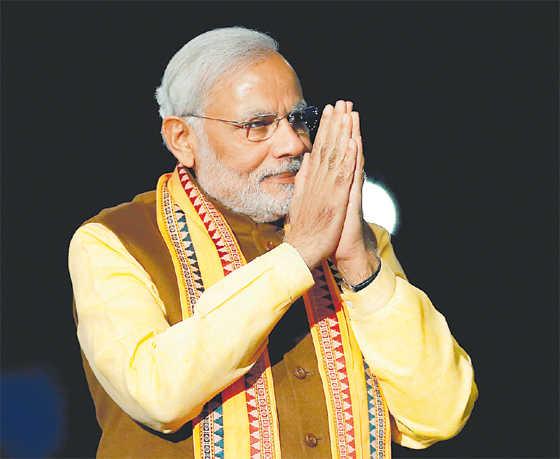 Incredulous India: PM as tourism mascot?