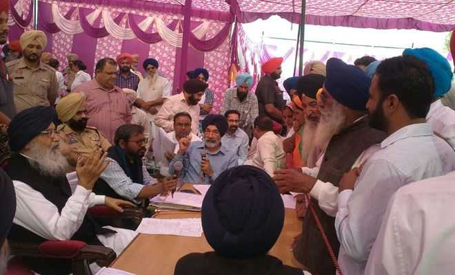 SYL row: Will claim royalty for riverwaters, says Badal