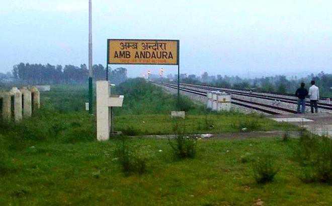 Rs 23 cr for Daulatpur-Talwara broad gauge released