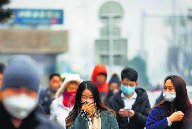 Polluted city air may contain 'superbugs'