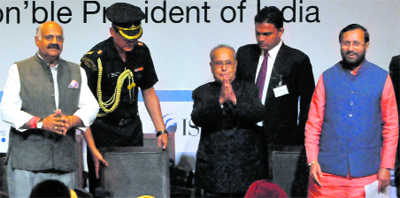 Be a job giver, not seeker, President tells youth