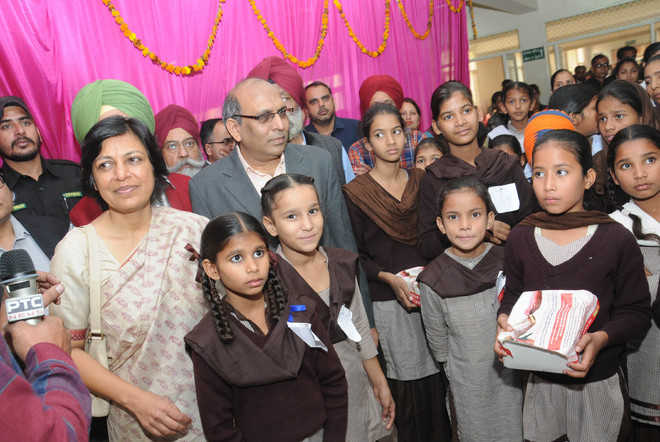 Principal Secretary inaugurates 2-day vaccination programme against cancer