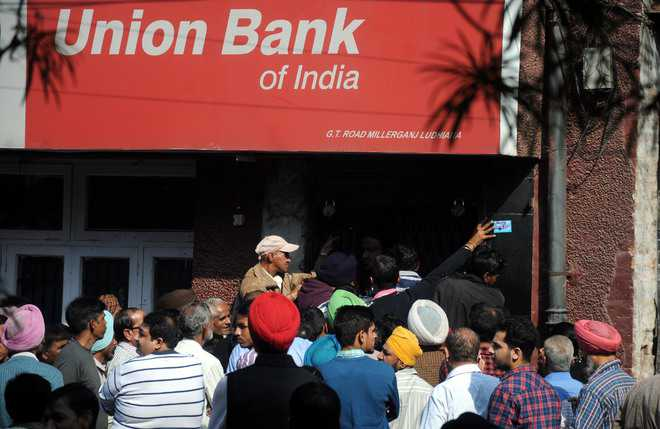 Bank  freezes Jan Dhan accounts for 'dubious transactions'