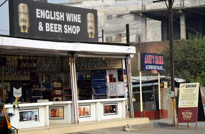 Coronavirus: Punjab amended its COVID-19 restrictions to allow non-essential establishments including shops that sell liquor.