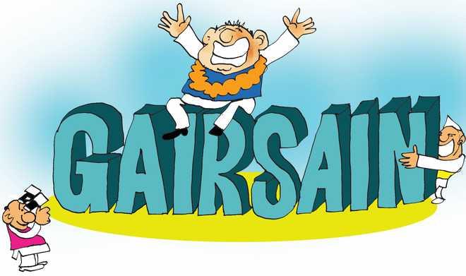 Gairsain as capital earnest dream—a betrayal by political parties