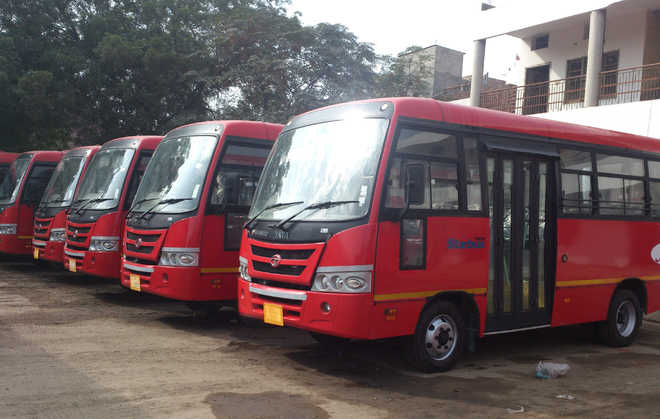 Mini buses: Flag-off ceremony postponed by PRTC