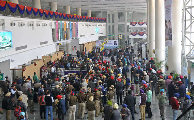 Finally, Mohali ISBT takes off