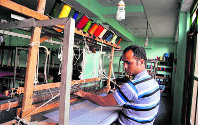 Hand-made in India