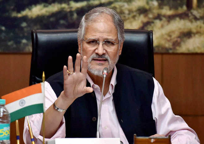 Najeeb Jung resigns as Delhi L-G; Anil Baijal, GK Pillai among frontrunners