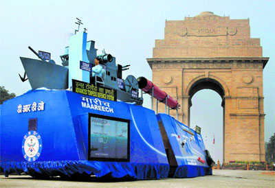 Reality bites make-in-India defence dream