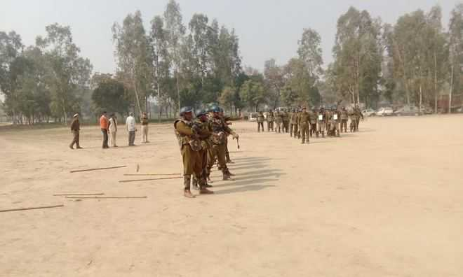 Jind cops to use slingshots to maintain law and order