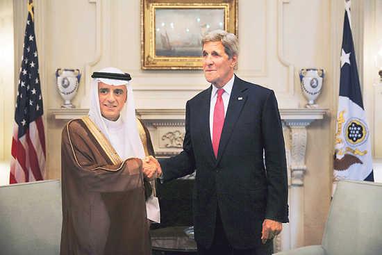 Saudi Arabia and the N word