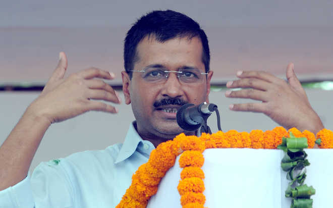 Kejri govt waives water bills