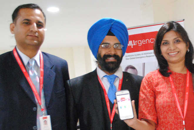 Mobile app for quick aid in medical emergency launched
