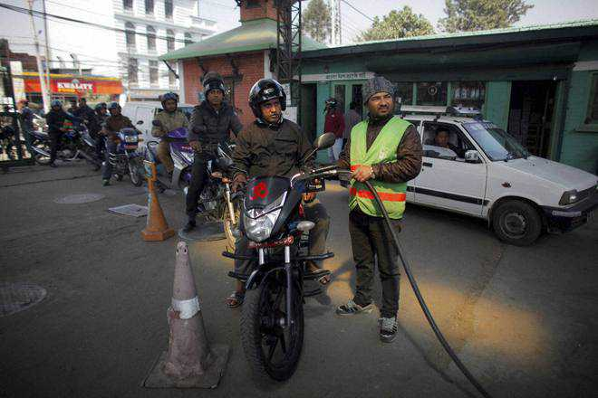 Nepal lifts fuel rationing