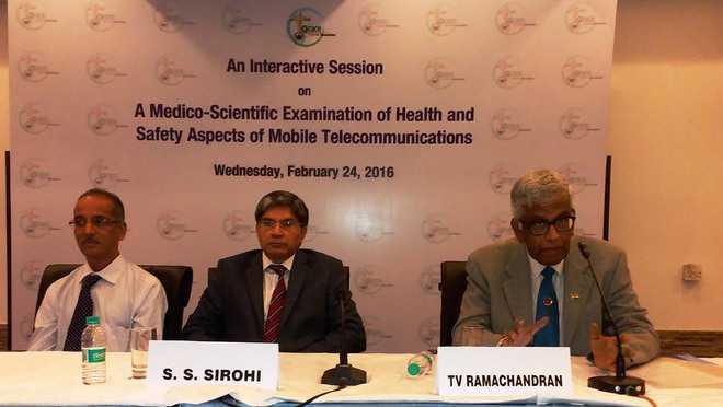 Telecom tower radiation not harmful: Experts