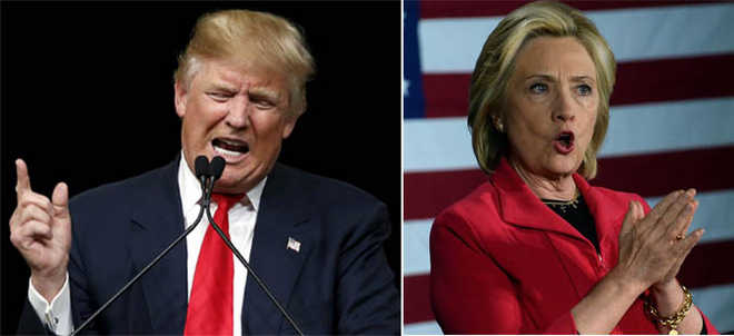 Clinton, Trump claim big Super Tuesday victories, win 7 states each